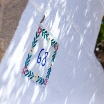Hausnummer 68, Dorfstraße Lachania